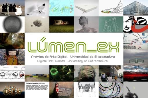 Lumen_EX, exposición de arte digital